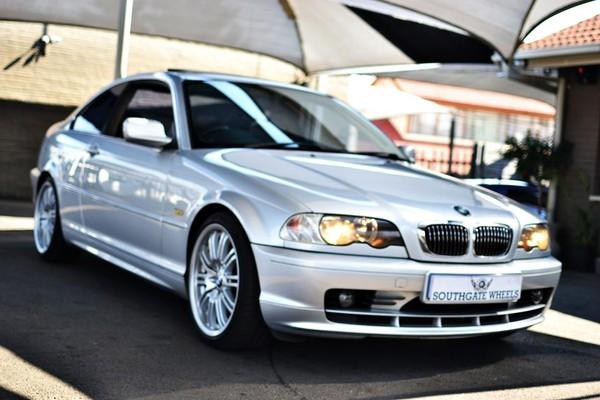 2002 BMW 3 Series 325ci Coupe At e46  Gauteng Johannesburg_0