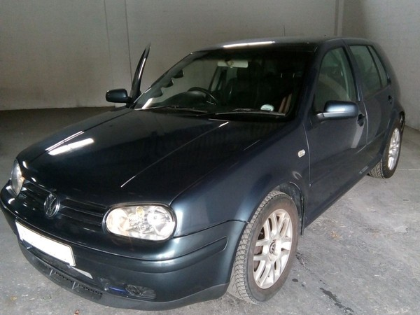 2001 Volkswagen Golf One of a kind Performance Vehicle Western Cape Milnerton_0
