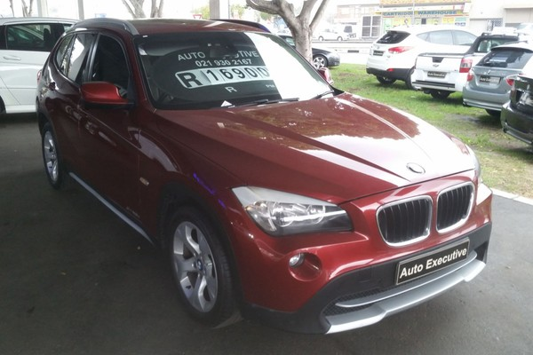 2011 BMW X1 Sdrive20d At  Western Cape Western Cape_0