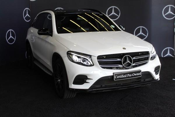 2018 Mercedes-Benz GLC 250d Gauteng Johannesburg_0