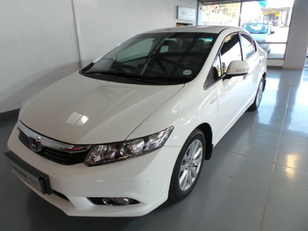 2015 Honda Civic 1.8 Executive  Gauteng Randburg_0