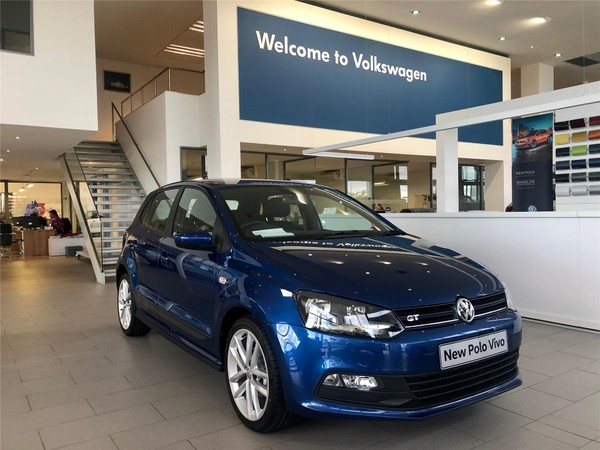 2019 Volkswagen Polo Vivo 1.0 TSI GT 5-Door Eastern Cape Jeffreys Bay_0