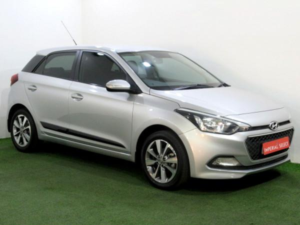2016 Hyundai i20 1.4 Fluid Gauteng Alberton_0