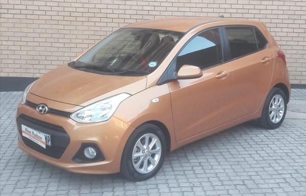 2016 Hyundai Grand i10 1.25 Fluid Mpumalanga Nelspruit_0