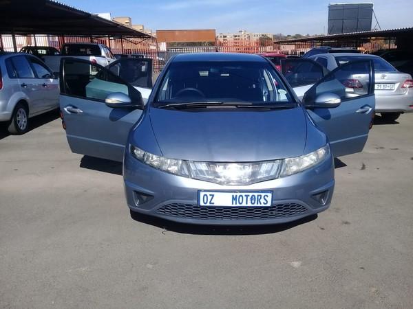 2009 Honda Civic 1.8 Comfort  Gauteng Sandton_0