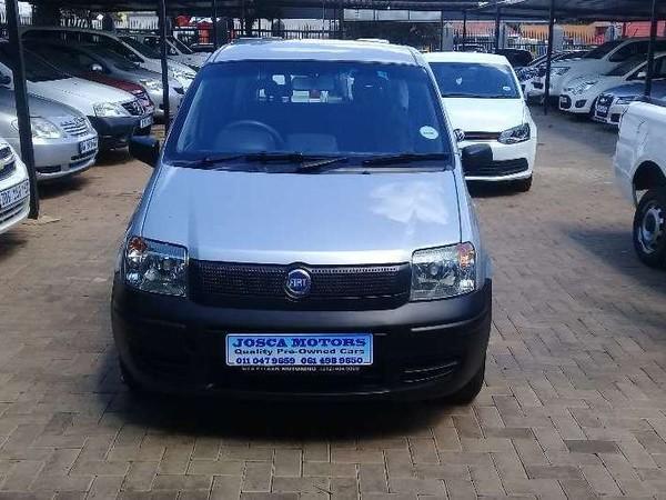 2009 Fiat Panda 1.2 Dynamic  Gauteng Kempton Park_0