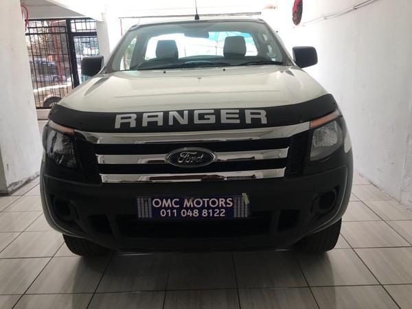 2014 Ford Ranger 2.2tdci Pu Sc  Gauteng Johannesburg_0