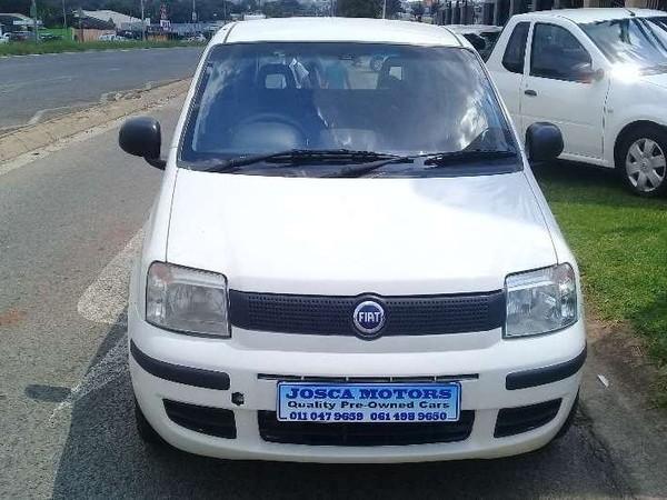 2011 Fiat Panda 1.2 Young  Gauteng Kempton Park_0