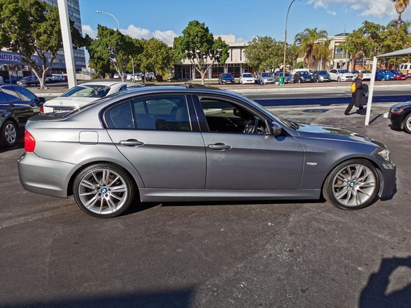 2011 BMW 3 Series 325i Sport At e90  Western Cape Western Cape_0