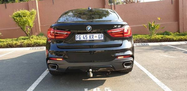 2015 BMW X6 Xdrive40d M Sport  Gauteng Bryanston_0