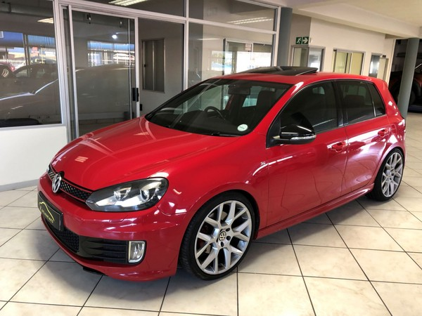 2012 Volkswagen Golf Vi Gti 2.o Tsi  Dsg Ed35  Western Cape Goodwood_0