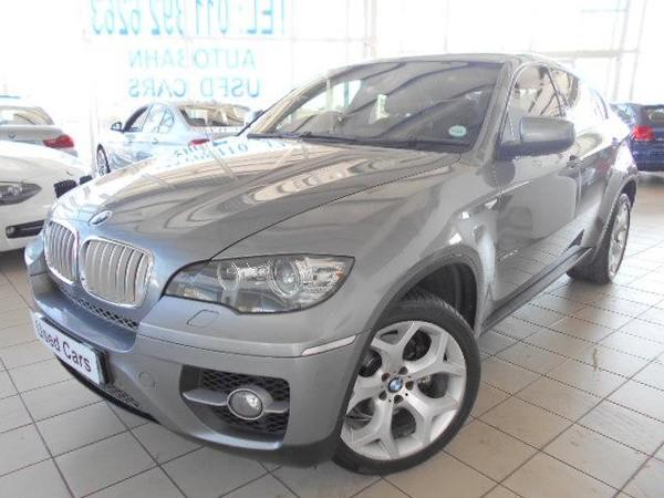 2011 BMW X6 Xdrive40d Innovation  Gauteng Isando_0