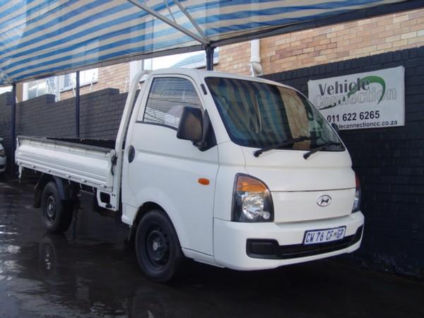 2014 Hyundai H100 Bakkie 2.6d Fc Ds  Gauteng Johannesburg_0