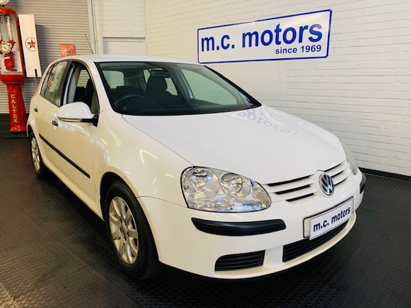 2008 Volkswagen Golf 1.9 Tdi 10 Dep. from R2050 pm TC Apply Western Cape Cape Town_0