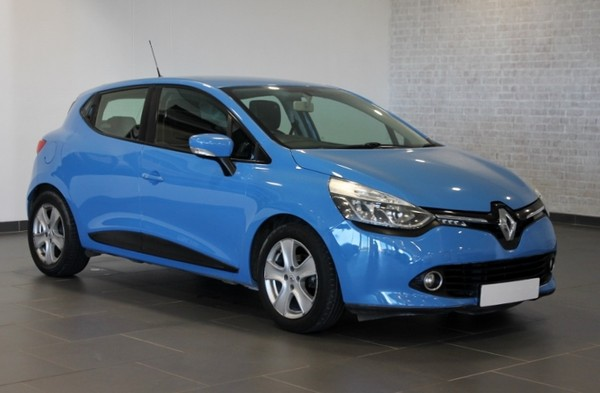 2014 Renault Clio IV 900 T expression 5-Door 66KW Northern Cape Kimberley_0