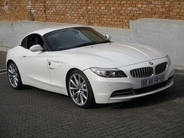2010 BMW Z4 Sdrive35i At  Gauteng Roodepoort_0