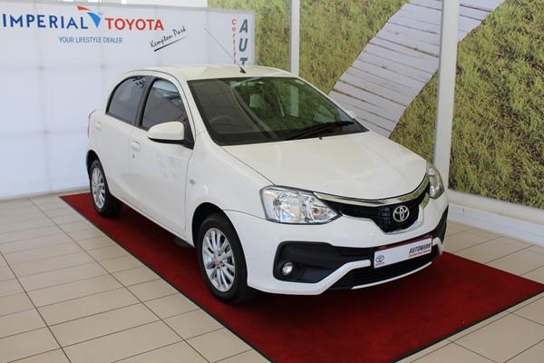 2019 Toyota Etios 1.5 Xs 5dr  Gauteng Kempton Park_0