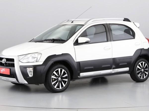 2015 Toyota Etios Cross 1.5 Xs 5Dr Kwazulu Natal Howick_0