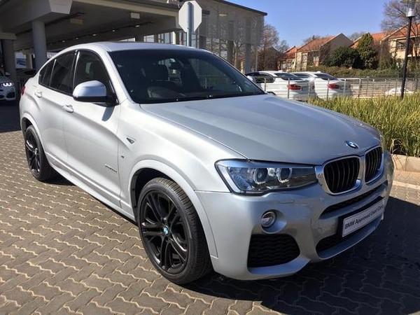 2016 BMW X4 xDRIVE20d M Sport Gauteng Centurion_0