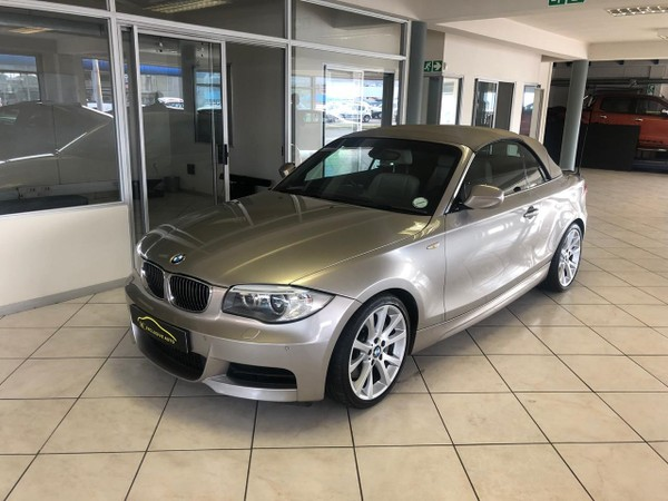 2012 BMW 1 Series 135i Exclusive Cab AT Western Cape Goodwood_0