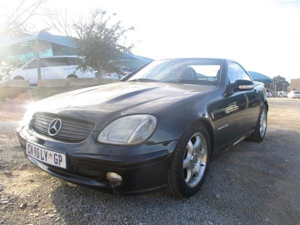 2003 Mercedes-Benz SLK-Class Slk 200 Kompressor At  Gauteng Roodepoort_0