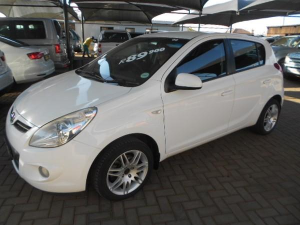2009 Hyundai i20 1.6  Gauteng Pretoria_0