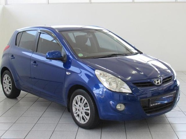 2012 Hyundai i20 1.6  Gauteng Edenvale_0