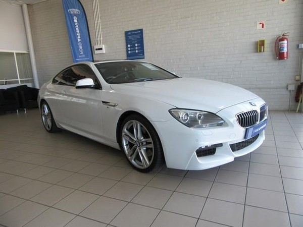 2012 BMW 6 Series 640d Gran Coupe Individual  Free State Welkom_0