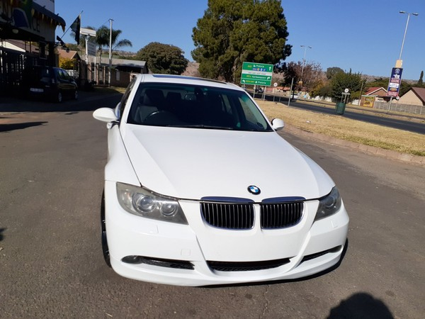 2008 BMW 3 Series 323i Sport At e90  Gauteng Pretoria_0