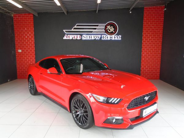 2018 Ford Mustang 2.3 Ecoboost Auto Gauteng Kempton Park_0