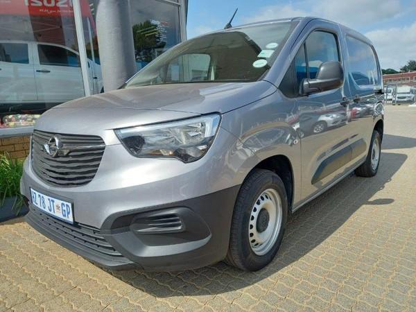 2019 Opel Combo Cargo 1.6TD FC PV Gauteng Pretoria_0