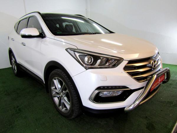 2016 Hyundai Santa Fe R2.2 Elite Auto Gauteng Roodepoort_0