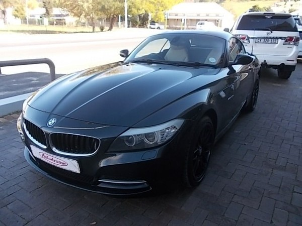 2009 BMW Z4 Sdrive23i At  Western Cape Paarl_0