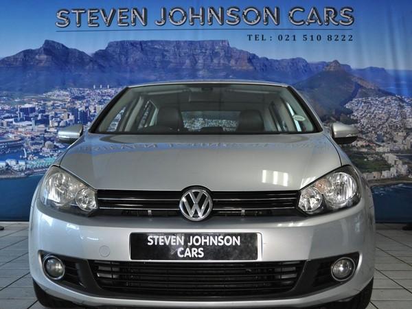 2010 Volkswagen Golf Vi 1.6 Tdi Comfortline Dsg  Western Cape Cape Town_0