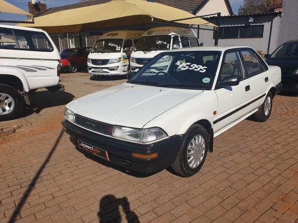 1990 Toyota Corolla 1.6 Gl At  Gauteng Boksburg_0