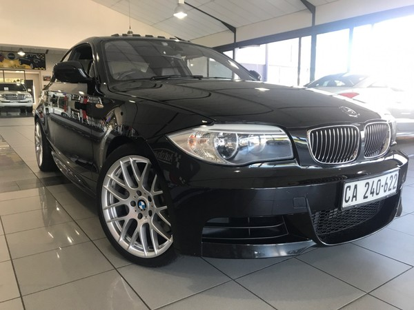 2014 BMW 1 Series 135i Coupe At  Western Cape Milnerton_0