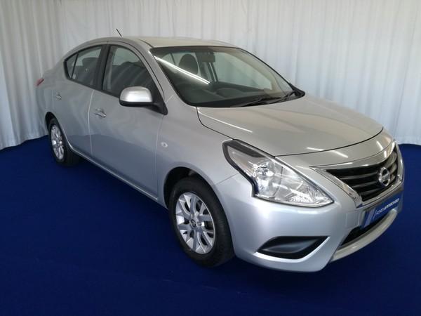2017 Nissan Almera 1.5 Acenta Auto Western Cape Cape Town_0