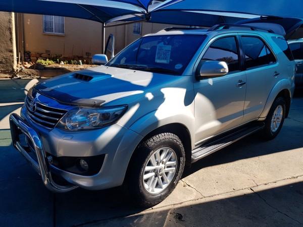 2012 Toyota Fortuner 3.0D4D 4x2 Gauteng Johannesburg_0