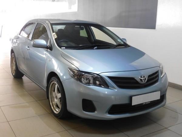 2016 Toyota Corolla Quest 1.6 Kwazulu Natal Durban_0