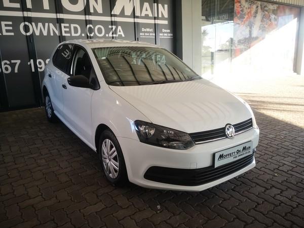 2016 Volkswagen Polo GP 1.4 TDI Trendline Eastern Cape Port Elizabeth_0