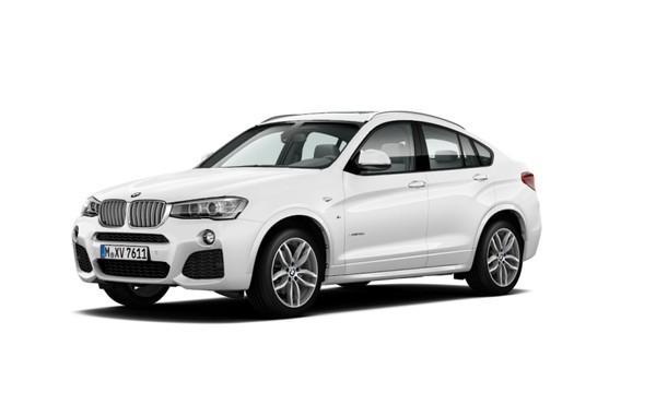 2016 BMW X4 xDRIVE30d Gauteng Roodepoort_0