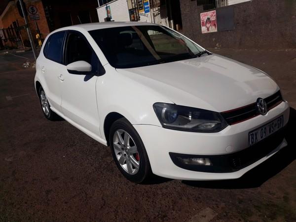 2012 Volkswagen Polo 1.4 Comfortline  Gauteng Jeppestown_0