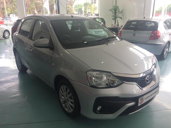 2018 Toyota Etios 1.5 Xs 5dr  Kwazulu Natal Durban_0