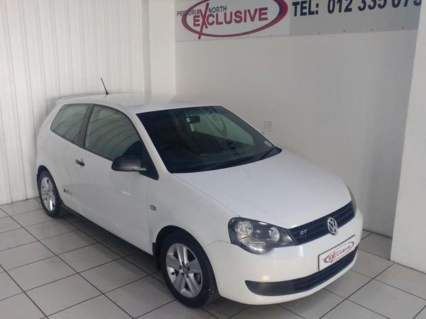 2012 Volkswagen Polo Vivo 1.6 Gt 3 door Manual. Petrol  Gauteng Pretoria_0