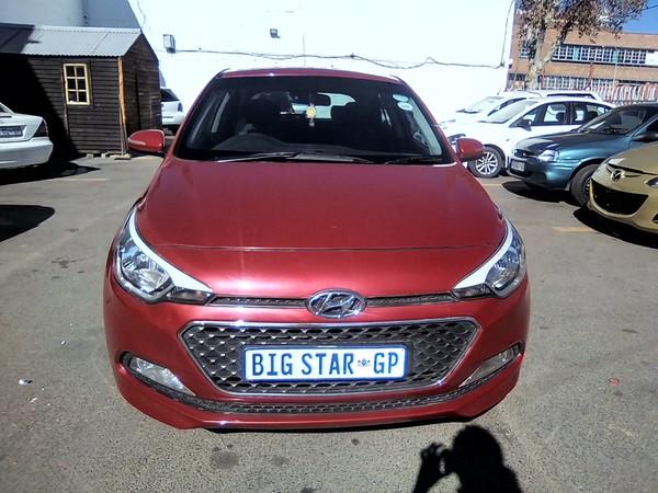 2015 Hyundai i20 1.4 Fluid Gauteng Johannesburg_0