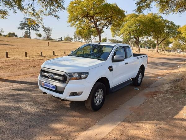 2018 Ford Ranger 2.2TDCi XLS Auto Bakkie SUPCAB Gauteng Pretoria West_0