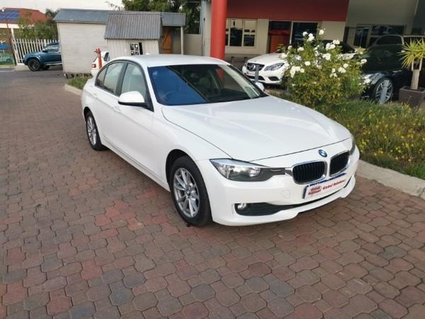2014 BMW 3 Series 320d At f30  Gauteng Randburg_0