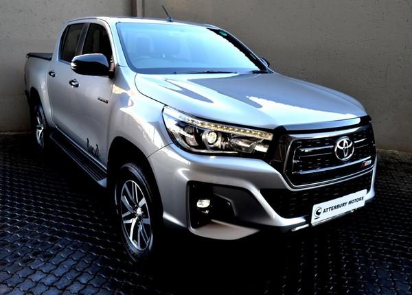 2019 Toyota Hilux 2.8 GD-6 Raider 4X4 Double Cab Bakkie Auto Gauteng Pretoria_0