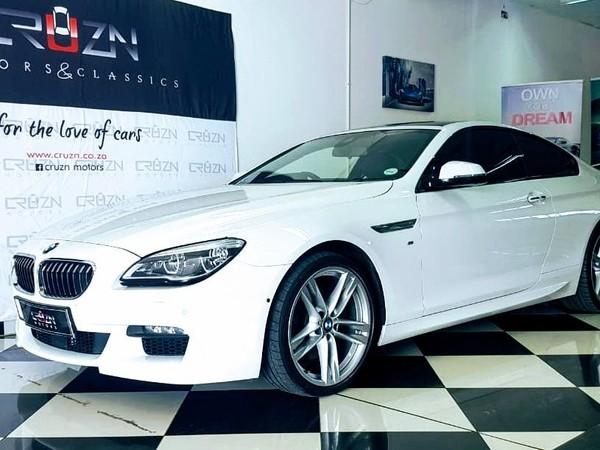 2016 BMW 6 Series 650i Coupe M Sport Auto Kwazulu Natal Durban North_0