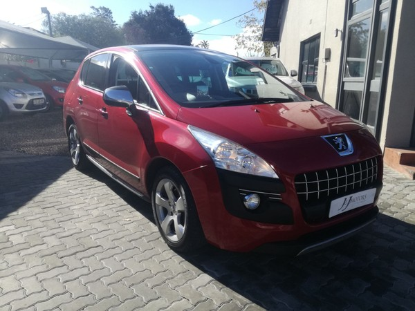 2010 Peugeot 3008 1.6 Thp Executive  Western Cape Kuils River_0